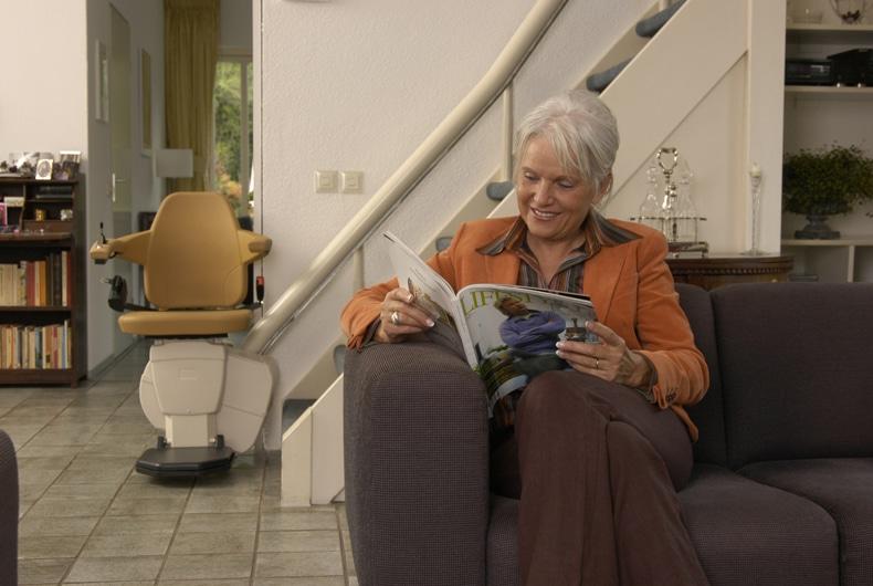 Montascale Per Anziani, Comodità E Sicurezza