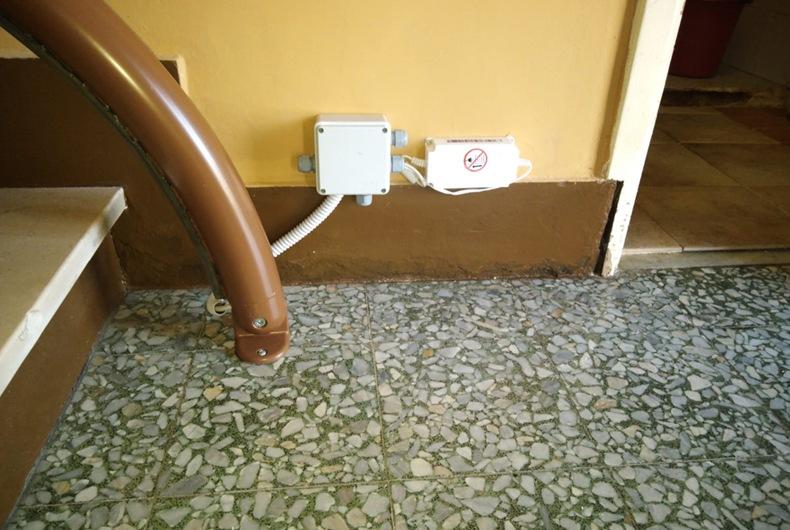 anche a parodi ligure in provincia di alessandria ci occupiamo di installazione montascale