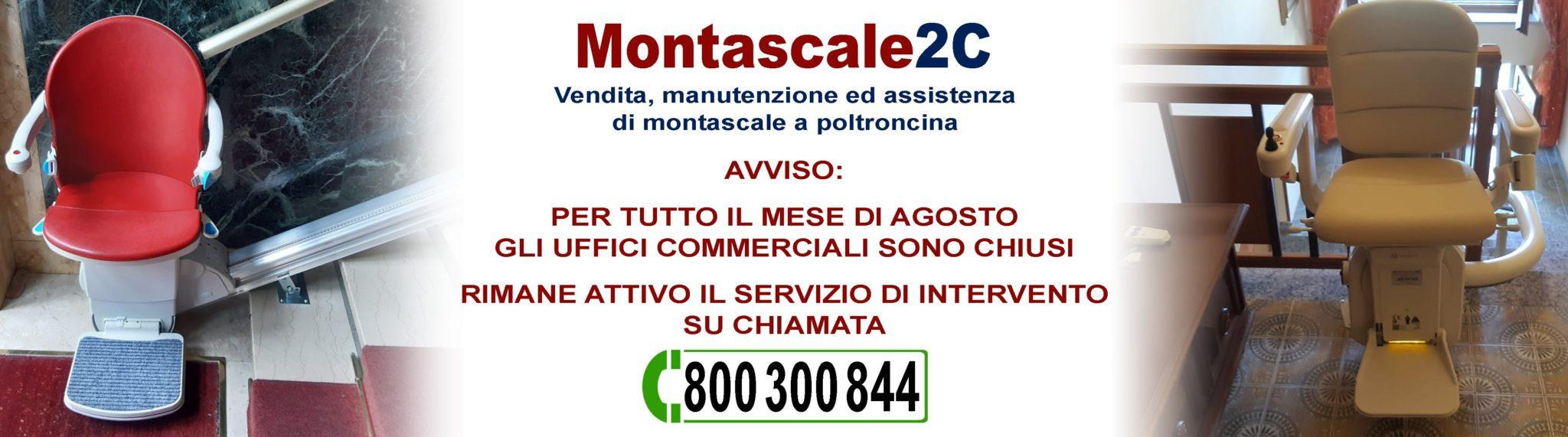immagine banner sito Web montascale poltroncina case private e condominio con numero verde