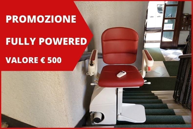 Promozione Del Valore Di € 500 Per Montascale